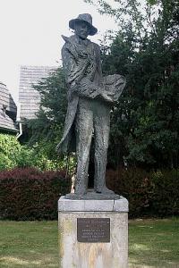 Standbeeld van Gerard Krekelberg